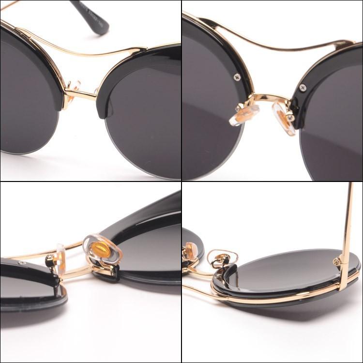 Printed Summer Cat Eye  Sunglasses 5