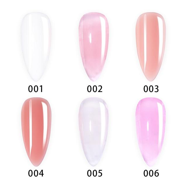 Elite99 15ml UV Builder Gel Acryl Schnelle Gebäude Gel Lack Für Nagel Verlängerung Kristall Verlängern Nail art Maniküre Gel polnisch
