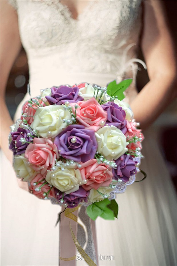 Mari es bouquets achetez des lots petit prix mari es for Bouquet pas cher livraison gratuite