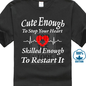 Quality Assurance Cotton T-Shirt Gift For Nurse Tee Doctor T Shirt Funny Medical T Shirts Graduation T Shirt