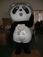 Горячая Распродажа экспресс доставка Высокое качество жира белый медведь Маскоты костюм для взрослых вечерние Polar Bear Животные Наряд Беспла
