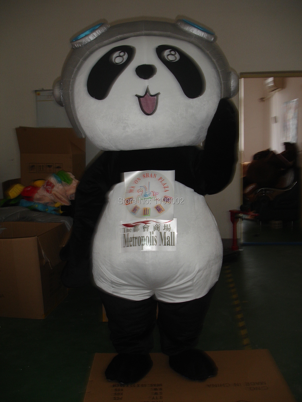 Offre spéciale expédition rapide de haute qualité gros ours polaire mascotte Costume pour adulte fête ours polaire animaux tenue livraison gratuite