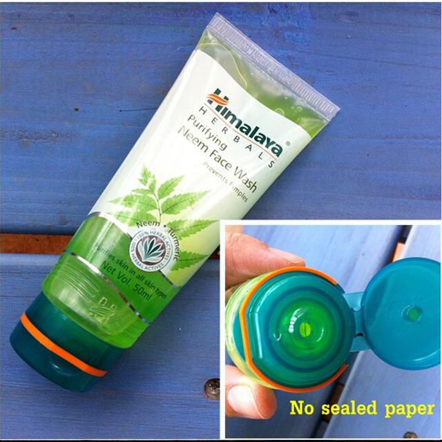 Neem Anti Acne Ayurvedic Facial Cleanser