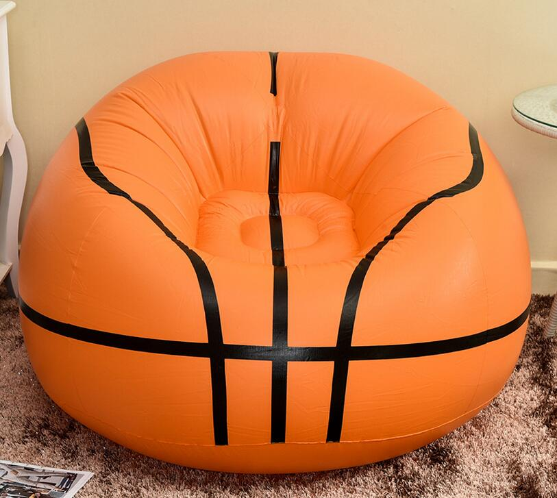 Football Basketball Design Extra Large Bean Bag Sofa For Home And Office 5