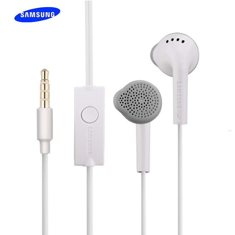 20 PCS SAMSUNG Universal In Ear C550 Earphone EHS61 Wired With Microphone For Samsung S5830 S7562