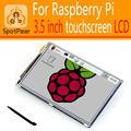 Raspberry pi 3 модель b/2b/b +/+/b 3.5 дюймов ЖК-Дисплей Модуля 480*320 Сенсорный Экран