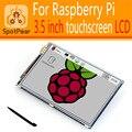 Raspberry pi 3 modelo b/2b/b +/a +/b 3.5 polegada Módulo Display LCD 480*320 Tela Sensível Ao Toque