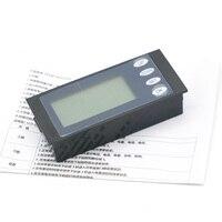 AC 80-260 v 20A цифровой ЖК-дисплей AC Многофункциональный измеритель мощности монитор напряжения тока энергии счетчик времени Встроенный шунт