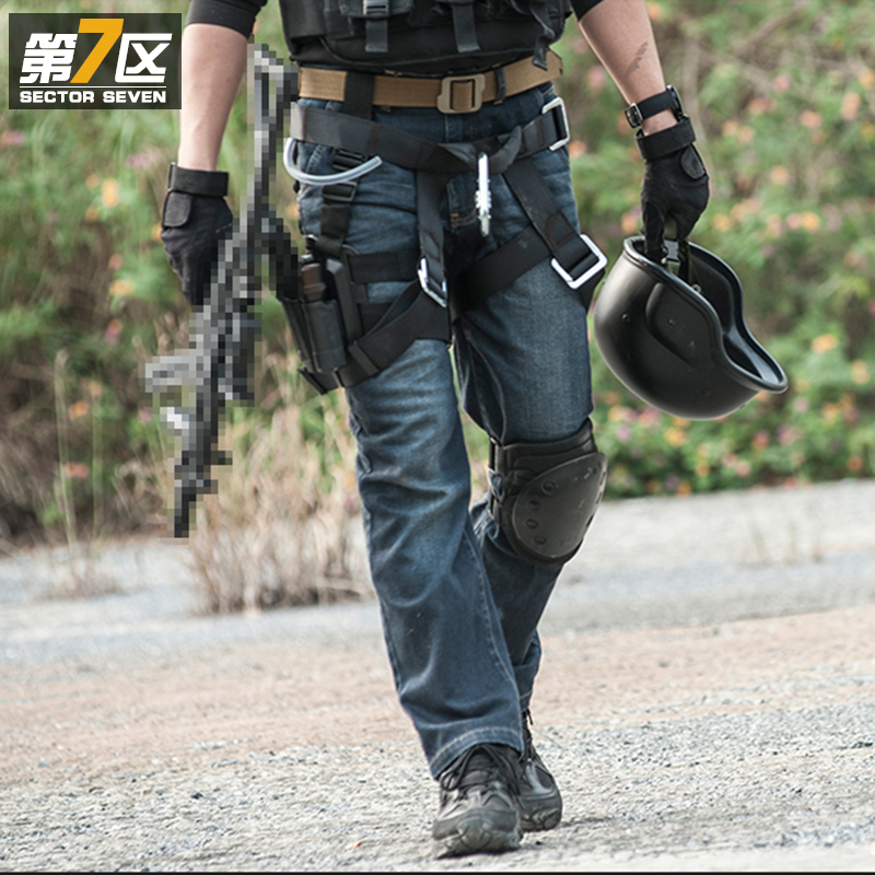 100% Cordura Military Cargo Jeans Tactical Jeans Pants Mens Casual Urban Military Tactical Dimen Jeans