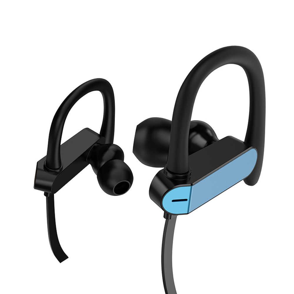 PTM T50 nowy słuchawki sportowe Super Bass słuchawka do iPhone'a 5 5S 6 6 s Plus Xiaomi Samsung Huawei telefonu z systemem Android zestaw słuchawkowy 3.5mm Jack