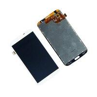 タッチスクリーンデジタイザパネルlcdディスプレイ用三星銀河メガ6.3 at&t SGH-I527タッチスクリーンアセンブリ修理部