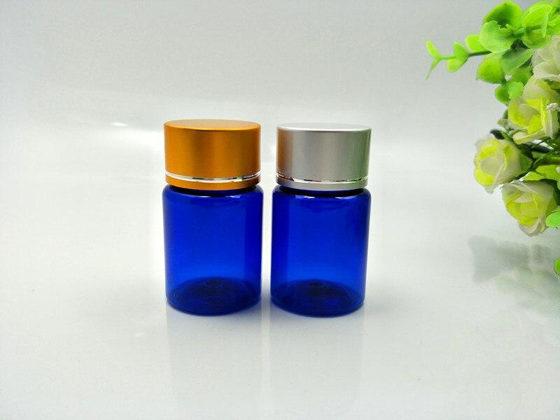 30 мл Пластик спрей Синий Бутылка Косметика Бутылочки упаковка бутылки дробные бутылки