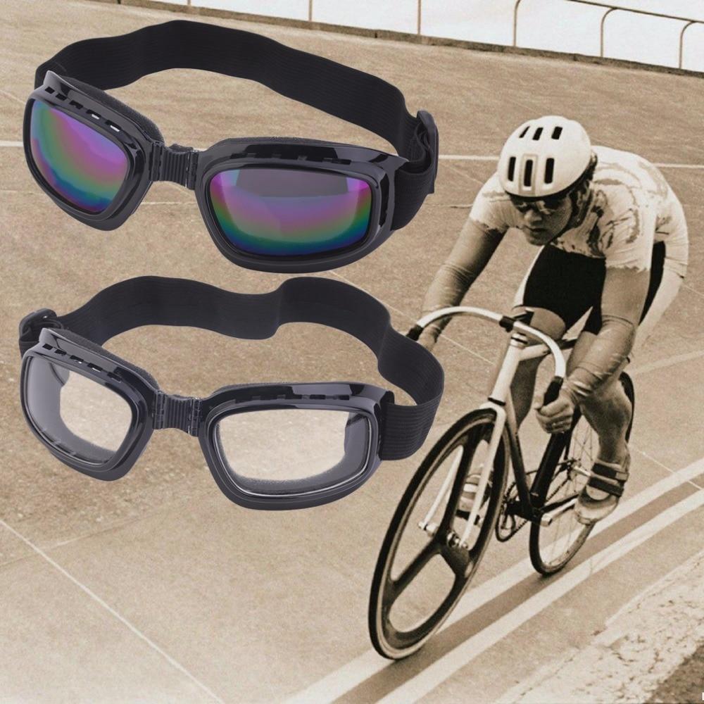 Защитные очки унисекс, складные, прозрачные, анти-поляризационные, ветрозащитные, анти-туман, защита от солнца, регулируемый ремешок, очки, Лидер продаж
