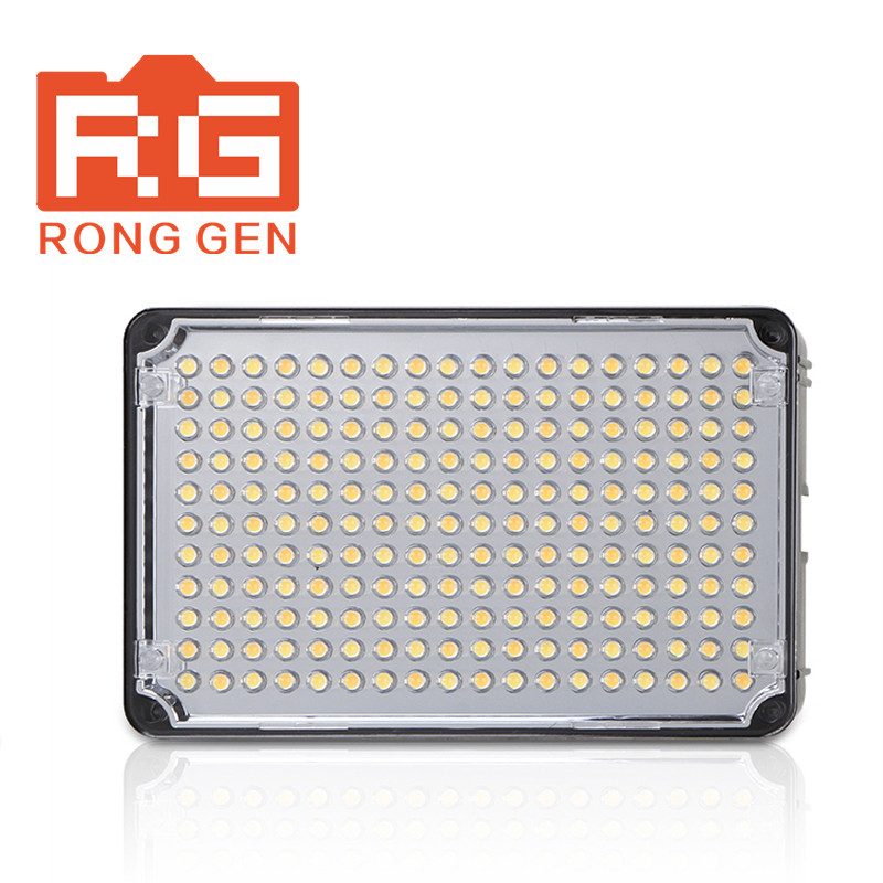 ФОТО Aputure Amaran AL H198C LED Video Light Camera lighting Color Temperature Adjustment for Canon Nikon Sony Camcorder AL-H198C