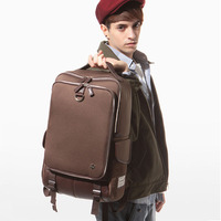 New Fashion Men S Bag Waterproof Large Capacity Canvas Bagpack Knapsack School Bags For Teenagers Travel