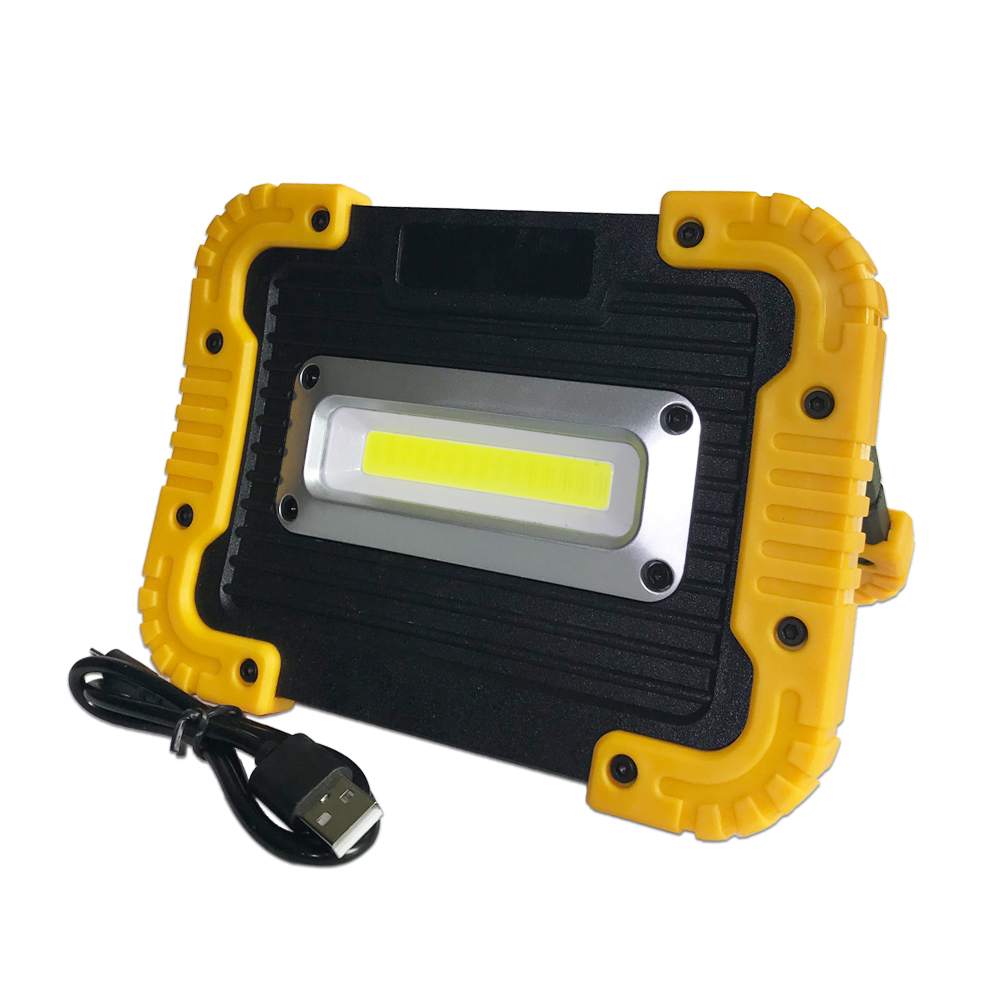 20W Portable Light COB LED Camping Lantern Rechargeable Work Light Floodlight Flashlight Outdoor Tent Lamp Spotlight Searchlight cob led work light waterproof lawn lamp flashlight 20w high power 2400lm outdoor hiking camping tent light portable searchlight