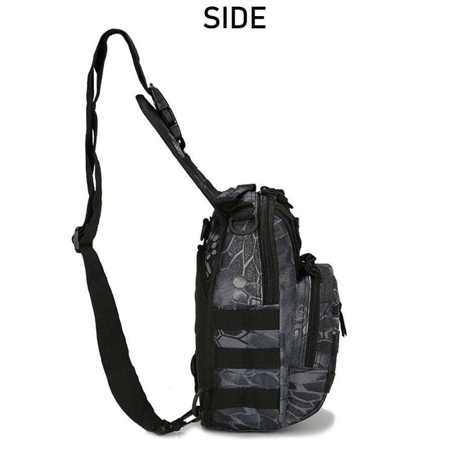 Tactical Bag Shoulder Molle Black (19)