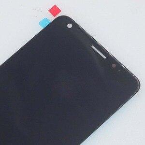 Image 3 - 5.45 אינץ מקורי לzte V9 Vita LCD תצוגה + מגע מסך דיגיטלי ממיר רכיב מסך תיקון חלקי משלוח חינם