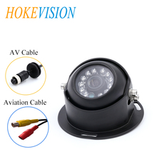 HOKEVISION front view Surveillance camera Night Vision and Waterproof inside Wide Angle camera for Bus/Vehicle/Truck/Coach/Car best quality pal ntsc 2 0mp ahd waterproof car security camera front side rear inside outside vehicle taxi bus camera