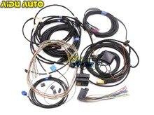 Per Audi A4 B8 A5 B8 Q5 8R Aggiornamento AGGIORNAMENTO installare il Sistema MMI cavo di Legare Harness & ANTENNA GPS e mic