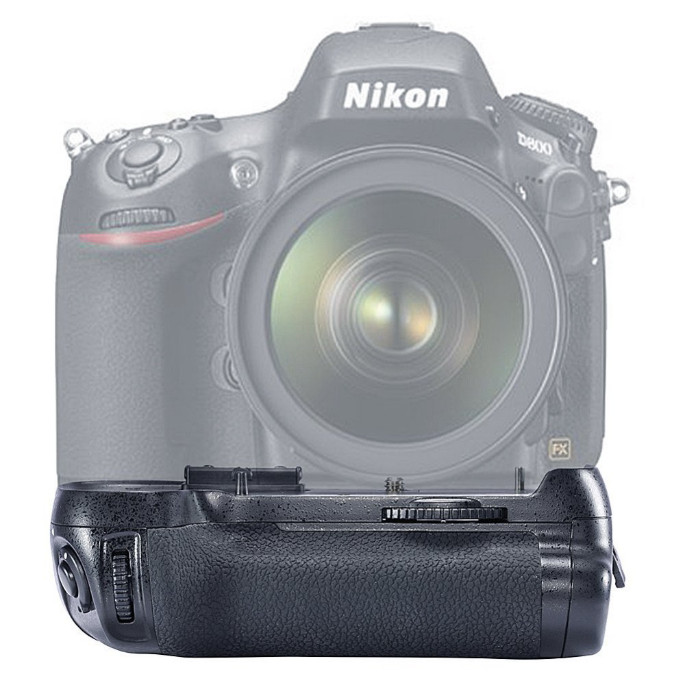 Neewer Vertical Battery Grip Replacement for Nikon MB D12 ...