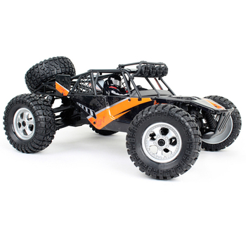 Professional Electric RC Car Model 12891 Upgrade 1:12 2.4G 120M 40CM 4WD LED Light  Driving System Desert Off-Road Racing RC Car
