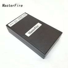 MasterFire 10PACK/LOT Brand New DC 12V 6800mah Rechargeable Li-ion Lithium Battery Batteries for CCTV camera