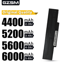 HSW Laptop Battery for HASEE W750T W740T W370T for LG E500 F