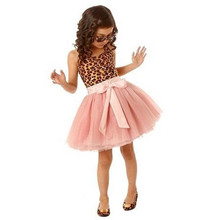 Emmababy Sumemr Baby Girls Mini Tutu Dress Kids Clothes Sleeveless Big Bow Sashes O-Neck arrival Cute Brief Princess Party Dress цена
