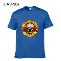 2015 Fashion Guns N Roses Band Men S T Shirt Hip Hop Short Sleeved Tees Men