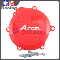 Motorcycle Plastic Clutch Guard Cover Protector For HONDA CRF250R CRF 250R CRF250 2010 2011 2012 2013 2014 2015 2016 Dirt Bike