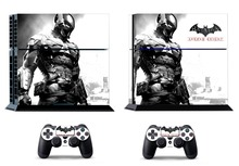 Batman 375 PS4 Skin PS4 Sticker