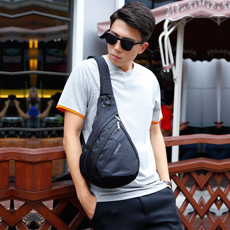 messenger bolsa pacote t509 preto Functional : Running Bag, money Phone Belt Bag , chest Bag