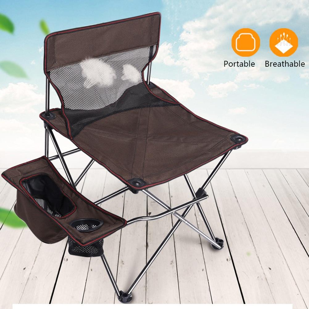 Fantastic Oxford Cloth Ultralight Fishing Chairs Portable Folding Evergreenethics Interior Chair Design Evergreenethicsorg
