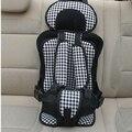 Портативный детское автокресло, cadeirinha para карро 9 40 кг, бесплатная доставка детское автокресло, красный плед, черный плед, booster сиденье автомобиля