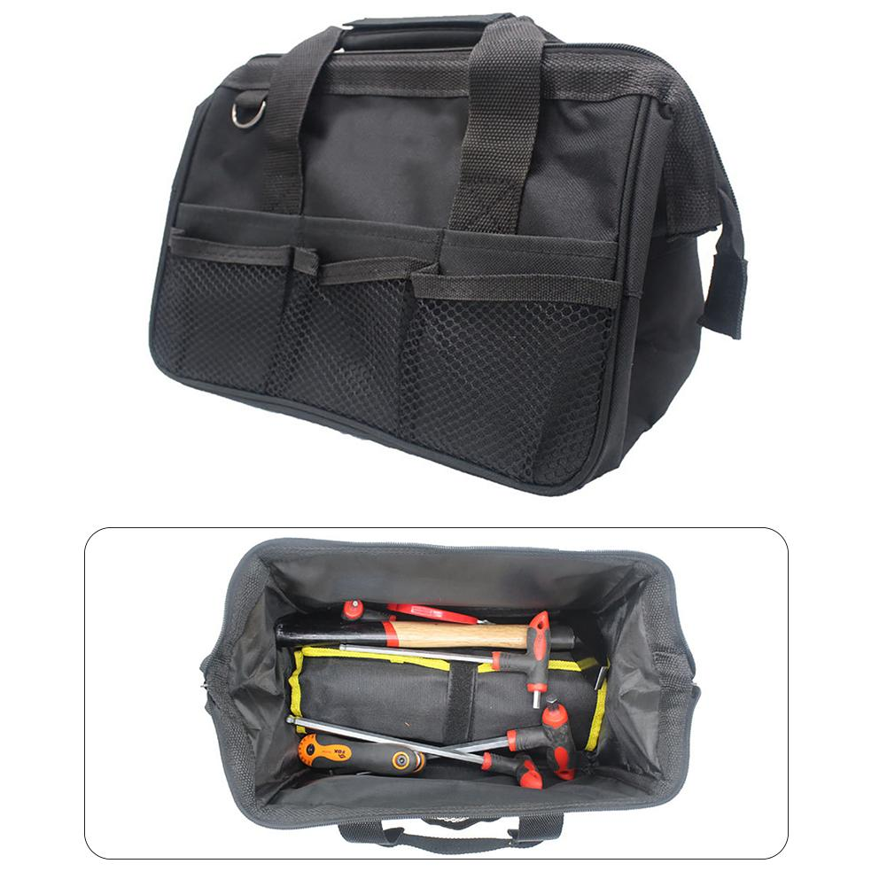 New Large Capacity Waterproof Men Crossbody Tote Maintenance Tool Bag Organizer
