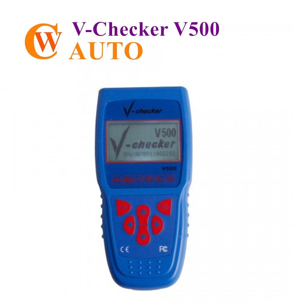 V-checker V500 Super voiture équipement de Diagnostic multi-langue V Checker V-500 Scanner de Diagnostic
