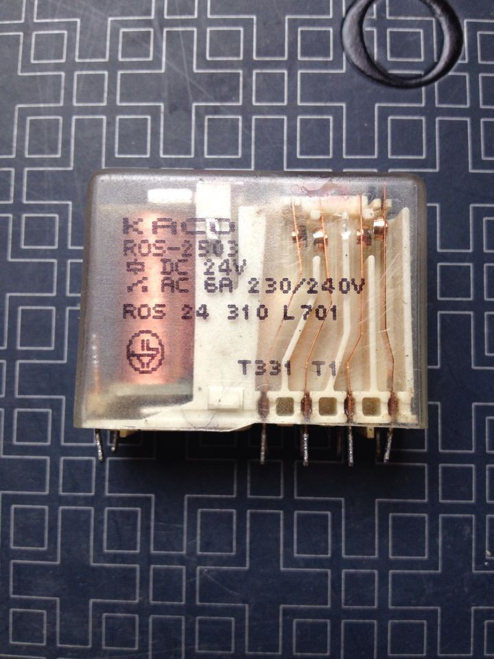 цена на safety relay ROS-2503 24VDC