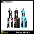 100% Original Vaporesso Target Mini 40W Target Mini Kit with 1400mah in-built Battery Target Mini Mod Electric Cigarette