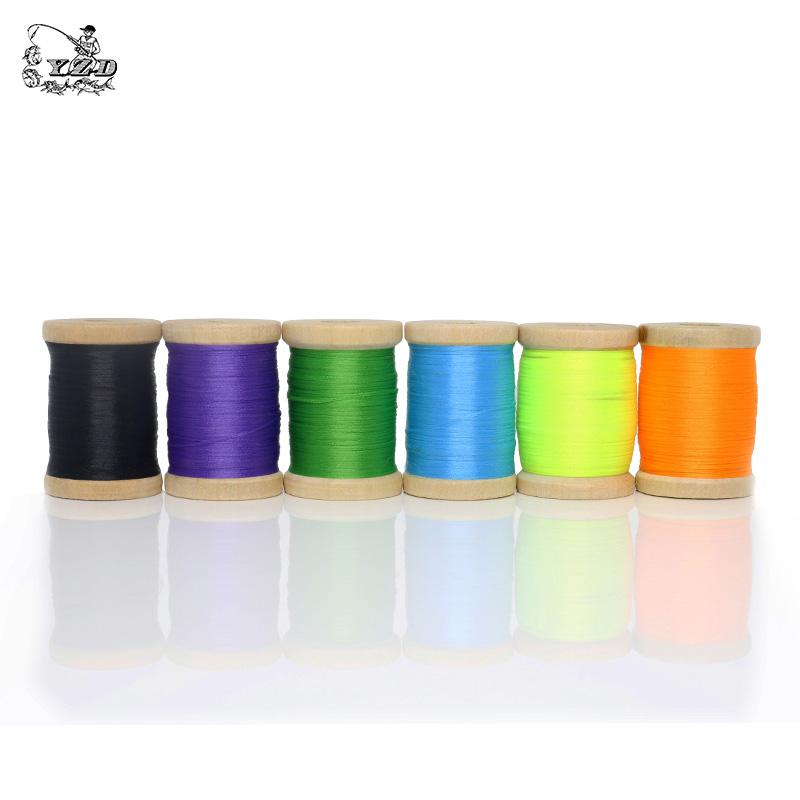 Image 5 - Promo Fly Tying Thread Materials  6 Color 0.3mm*150m Fly Fishing Material and Accessories Lure Making for Wet Dry Nymph Flies-in Fishing Lures from Sports & Entertainment