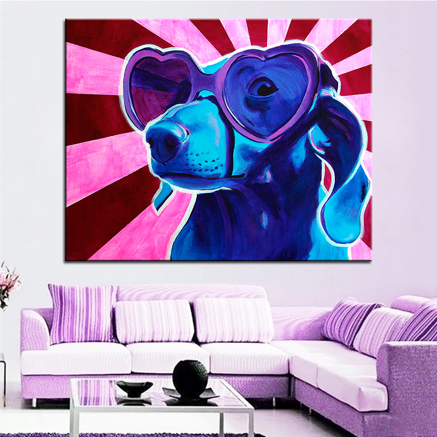 Dachshund Wall Art popular dachshund wall art-buy cheap dachshund wall art lots from