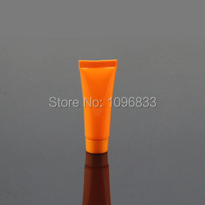 10ML Cosmetic Hose Bottles, Soft Tube, Soft Packing Bottle, Cosmetic soft Bottles, 10G Gel Cream Packing Bottle, 100pc/Lot