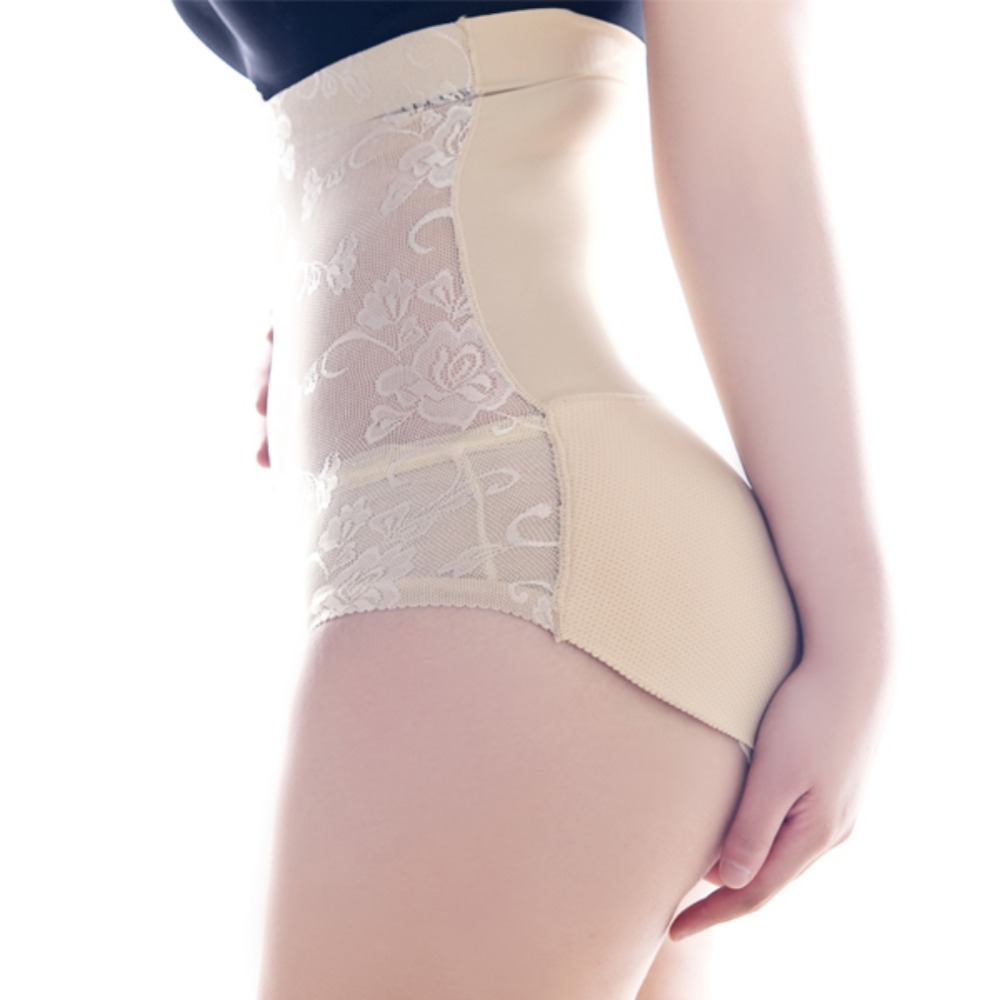e6ad857bf89eb Sexy Silicone Bum Padded Panties Butt Hip Enhancer Underwear Knickers  Shapewear D1-in Briefs from Underwear   Sleepwears on Aliexpress.com