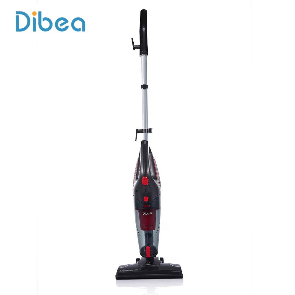 Dibea SC4588 Free Shipping Corded Vacuum Cleaner With Handheld Dust Collector Multifunctional Brush Household Stick Aspirator waterproof rubber hk right hand steering wheel car floor mats for volkswagengolf 5 6 scirocco with gti tsi r r golf logo