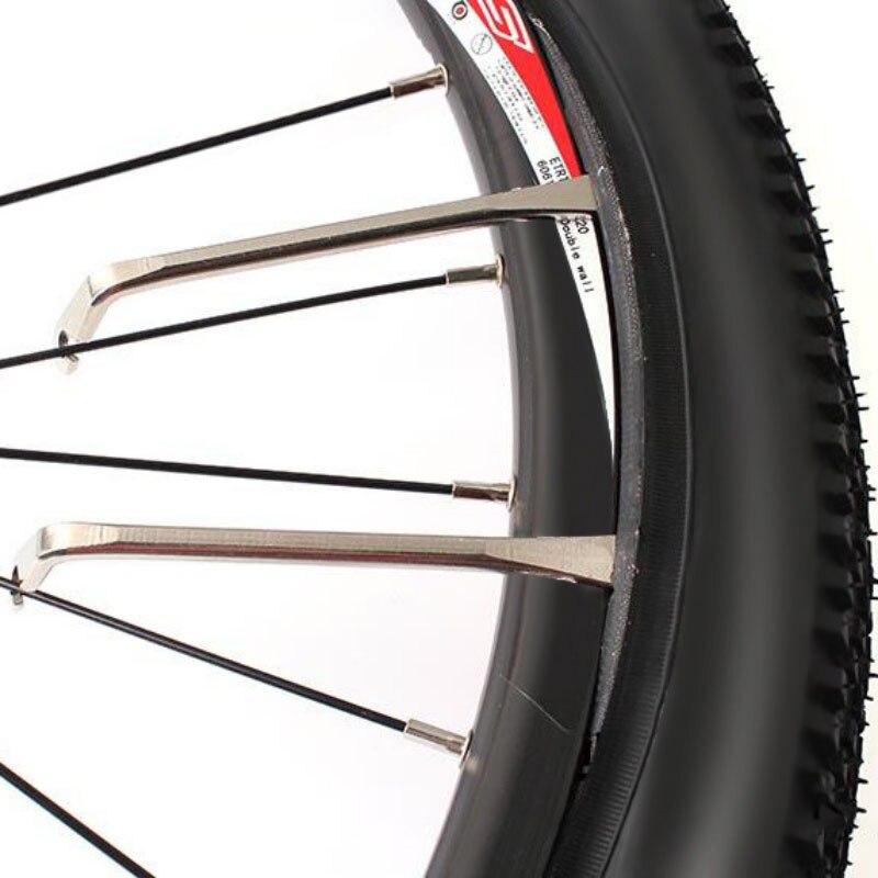 2Pcs Ultralight Bicycle Tire Change Lever MTB Bike Wheel Repair Tire Tools