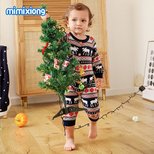 Baby Rompers Knitted Autumn Christmas Clothes for Newborn Boys Girls  Jumpsuits Long Sleeve Toddler Overalls Winter Outfits 0-18 цена