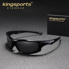 KINGSPORTS 2018 New  Polarized  Men SunGlasses Male Classic Retro Mirror Eyewear Shades Oculos Gafas L726
