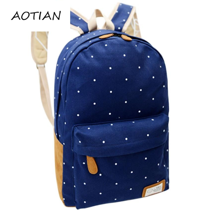 Fashion Star Women Men Canvas Backpack Schoolbags School Bag For girl Boy Teenagers Casual Travel bags Rucksack Feb10 2016 womens men casual backpack girl school fashion shoulder bag rucksack travel bags 634 11