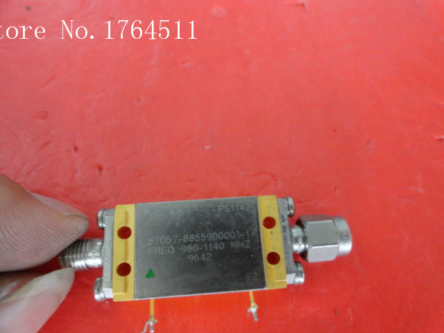[BELLA] Supply 980-1140MHz SMA Amplifier 57057-8855900001-1