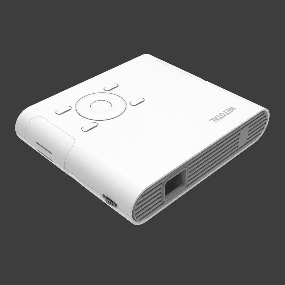 Haiway q10 wifi dlp proyector android 4.4 bluetooth4.0 100 pulgadas 3300 mah bat